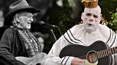 Country Music Lyrics - Quotes - Songs Willie nelson - Depressed Viral Clown Gives Remarkable Cover Of Willie Nelson Classic - Youtube Music Videos https://countryrebel.com/blogs/videos/depressed-viral-clown-gives-remarkable-cover-of-willie-nelson-classic