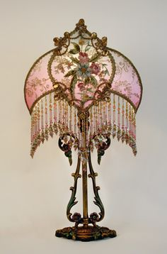 Victorian Lighting...some are reproductions, & some are antique. All beautiful.