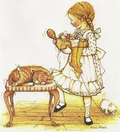 Love my Holly and we collect Holly Hobbie.
