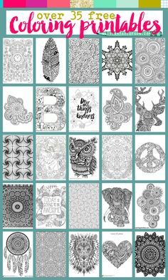 35-free-coloring-printables-for-adult-coloring.-Awesome-prints-and-pages-.jpg (1201×2000)
