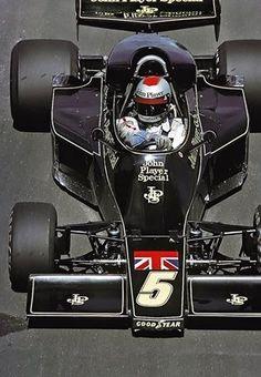 Mario Andretti. The only U.S. Formula 1 World Champion, Indy 500 winner, Daytona 500 winner, 24 Hours Lemans winner, 24 Hours of Daytona winner, Gentleman. 'Nuff said!!
