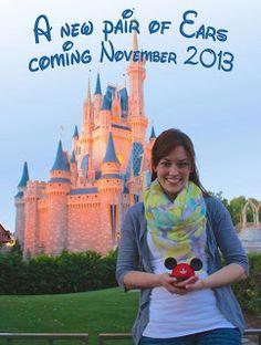 Disney Pregnancy Announcement.