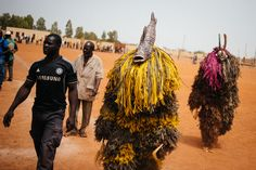 In Burkina Faso: FESTIMA, a festival of African masks - Al Jazeera English