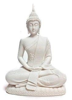 Amazing White Stone Finished Blessing Buddha Meditating P... https://www.amazon.com/dp/B012BWAS1U/ref=cm_sw_r_pi_dp_U_x_kynmAbBTGC43J