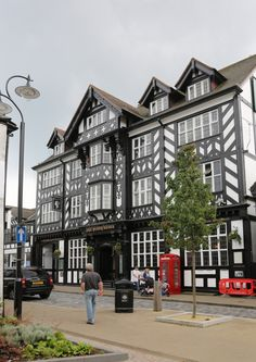The Penny Black in Witton Street #Northwich.