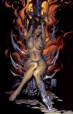 witchblade | witchblade e uma serie de tv baseada em uma historia em quadrinhos ...