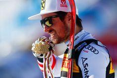 Marcel Hirscher GOLD !! im RS & SL & Kombi SILBER Zoom, Marcel, Skiing, Sports, Ski, Hs Sports, Sport