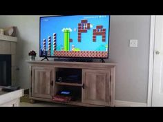 Guy proposes to his girlfriend through Mario Maker