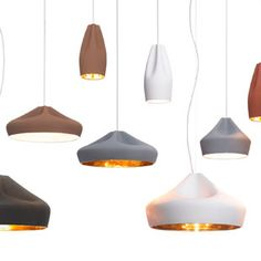 Marset, Ceramic lamp suspended.                              …