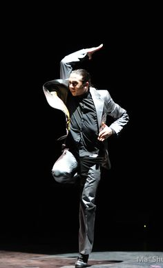 José Maya: one of the best male dancers in today's flamenco (Jupiter in Taurus in the 6th house of service & health) HOW things happens in my 6th house of service & health.