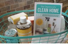 I'm loving this new book! The-Organically-Clean-Home-via-Clean-Mama