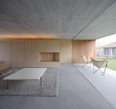 Einfamilienhaus von Pereda Pérez Arquitectos, Foto: Pedro Pegenaute