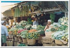 India - Cochin Market
