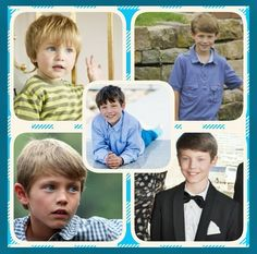 Prince Felix of Denmark turns 13 - he is the son of Prince Joachim and Countess Alexandra