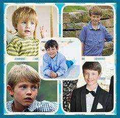 Prince Felix of Denmark turns 13 - he is the son of Prince Joachim and Countess Alexandra