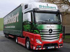Eddie Stobart GK12UAF (H3324 Emma Wynne)   Flickr - Photo Sharing! Eddie Stobart Trucks, Benne, Mercedes Benz Trucks, Fan Picture, Classic Trucks, Cool Trucks, Heavy Equipment, Techno, Planes