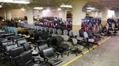 ~ OFFICE FURNITURE WAREHOUSE ~ New, Used and Refurbished Office Furniture www.theofw.com WE OFFER THE LARGEST SELECTION OF OFFICE FURNITURE IN THE MIDWEST INCLUDING: Seating (Office, Side, Stack,...