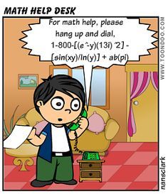 Dial 911 for math homework help