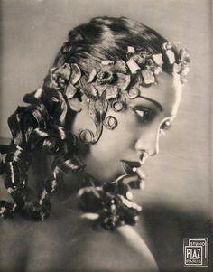 Josephine Baker by Studio Piaz, 1930