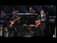 """Paul Carrack --- """"While My Guitar Gently Weeps"""" (George Harrison cover)"""