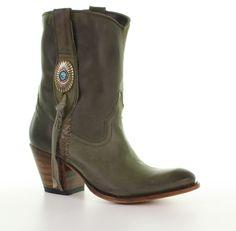 Sendra boots green
