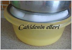 Evde Antep peyniri nasıl yapılır? | Cahide Sultan بسم الله الرحمن الرحيم