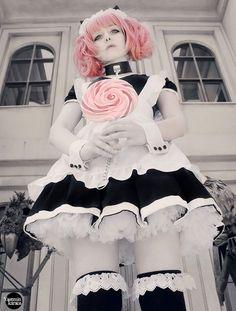 Anzu Jaamu hermosa modelo