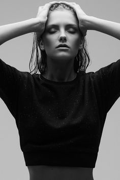 'In The Cut' - Caroline Kristiansen By Stefano Fabbri For The Libertine