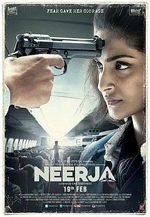 Neerja Full HD Hindi Movie Free Download