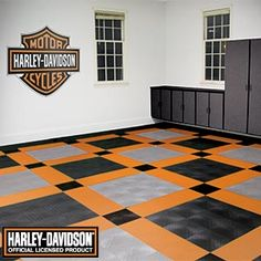 Harley Davidson Zone Home and Office