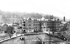St. Frances Hospital - Queen City Ave. Cincinnati, Ohio