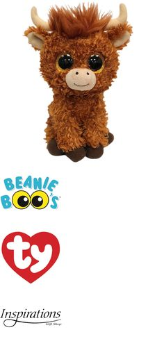 47d86624d4c Other Ty Beanbag Plush 1037  Ty Beanie Babies Boos 36659 Angus The Scottish  Highland Cow Boo -  BUY IT NOW ONLY   13 on  eBay  other  beanbag  plush   beanie ...