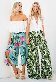 The little MuMaids ~ Summer 2017 - Party Dresses and Party Outfits Hawaiian Themed Outfits, Hawaiian Outfit Women, Hawaiian Party Outfit, Luau Outfits, Party Outfits For Women, Beach Party Outfits, Miami Outfits, Hawaii Outfits, Night Outfits