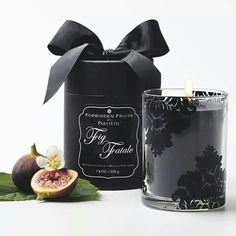 Candles I love fig