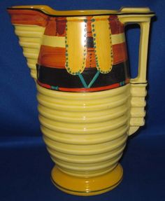 Pottery & China Independent Art Deco Burleigh Ware Dragon Jug Figural Jug Super Item Circa 1920s Cool In Summer And Warm In Winter China & Dinnerware