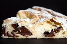Ensaimada de chocolate delicatessen - Ensaimadas de Menorca de Can-Pons Menorca, Relleno, Canning, Ethnic Recipes, Sweets, Deserts, Chocolate Spread, Thermomix