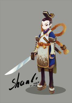 SHANLI 2 on the Behance Network
