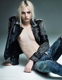 Vaya Face!: Andrej Pejic, la primera top model femenina...que es un hombre!