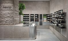 Not just skin deep: exploring Aesop's alluring retail interiors | Lifestyle | Wallpaper* Magazine