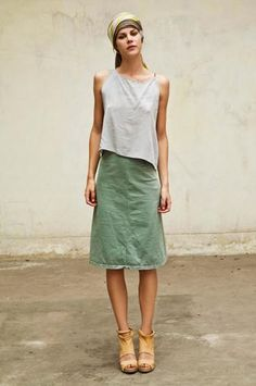 """casual bohemian with just a touch of sass.  oh yea.  if i had to have a work """"uniform"""" this might be it. xoPiper"""