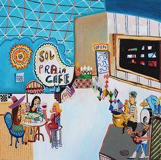 Mauricio Benega - NZ Artist | Paintings, Illustrations, Murals | 2016