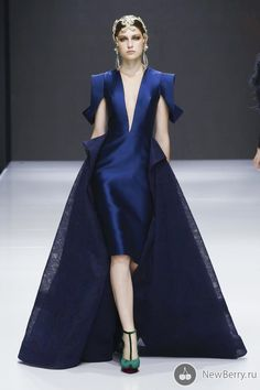 Couturíssimo Couture осень-зима 2016-2017