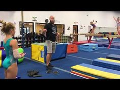 These fun stations help drill the important basics at board that often are missing and cause poor habits and ultimately lower score at competitive level. Boys Gymnastics, Preschool Gymnastics, Gymnastics Coaching, Gymnastics Lessons, Cincinnati Gymnastics, Gymnastics For Beginners, Proper Running Technique, Vertical Jump Training