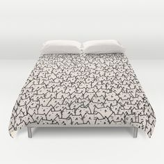 A Lot of Cats by Kitten Rain as a high quality Duvet Cover. Free Worldwide Shipping available at Society6.com from 11/26/14 thru 12/14/14. Just one of millions of products available.