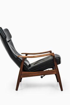 Ib Kofod-Larsen reclining chair model PD-21 at Studio Schalling