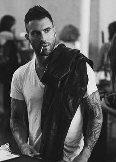 #Adam #Levine #styledandInked
