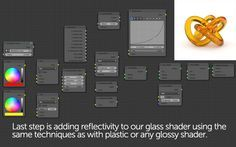 Realistic shaders tutorial in Blender and Cycles. - chocofur.com
