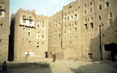 Σπίτια από άμμο! - Amran, Υεμένη