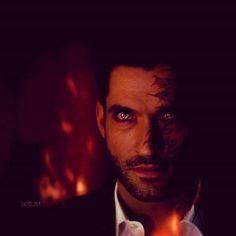 Lucifer 3, Lucifer Wings, Tom Ellis Lucifer, The Devil Inside, Dark Fairytale, Lauren German, Ange Demon, Morning Star, Damon Salvatore