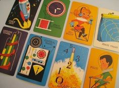 Space O cards